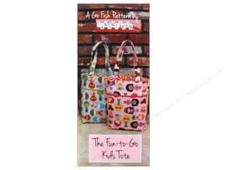 Organizers Family: Fishsticks Designs The Fun To Go Kids Tote Pattern