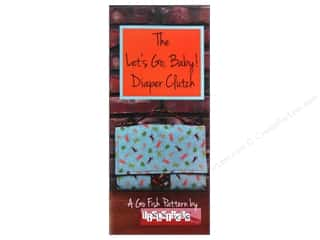 Purse Making Baby: Fishsticks Designs Let's Go, Baby! Diaper Clutch Pattern
