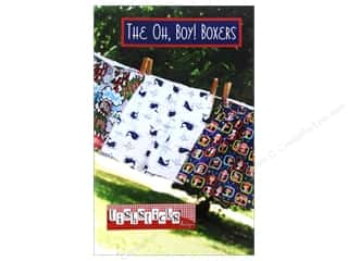 Wearables: Fishsticks Designs The Oh, Boy! Boxers Pattern