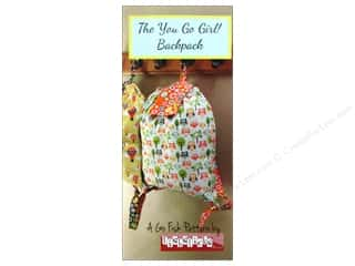 Storey Books $16 - $17: Fishsticks Designs The You Go Girl! Backpack Pattern
