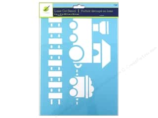 Clearance DBest Products Smart Cart: Multicraft Stencil Laser 8x10 Choo