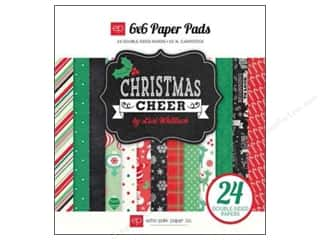 Echo Park Christmas Cheer Paper Pad 6x6