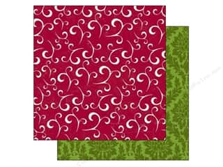 Echo Park 12 x 12 in. Paper Home For The Holidays Swirl (25 piece)