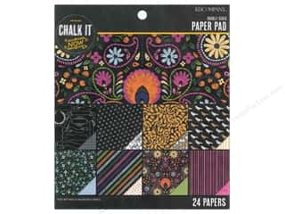 K&Co Chalk It Now Paper Pad Pattern