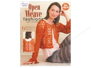 Open Weave Fashions Book