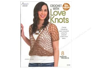 Annie's Crochet With Love Knots Book