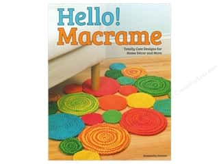 Macrame: Design Originals Hello Macrame Book