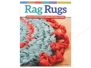 Sheet Vinyl Books & Patterns: Design Originals Rag Rugs Book