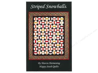 Striped Snowballs Pattern