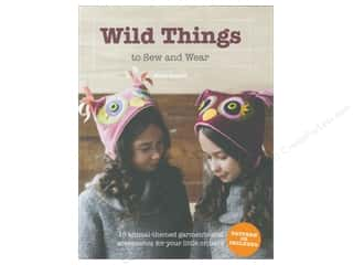 CD Rom $6 - $12: St Martin's Griffin Wild Things Book