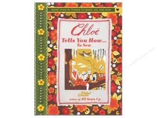 Pillow Shams $11 - $12: Cico Chloe Tells You How...To Sew Book by Chloe Owens
