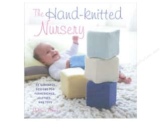 The Hand-Knitted Nursery Book