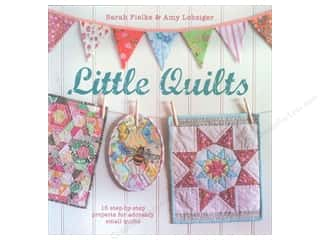 Cico Books Quilt Books: Cico Little Quilts Book by Sarah Fielke & Amy Lobsiger