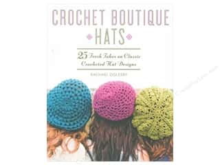 Crochet Boutique Hats Book