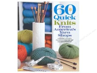Sixth & Spring Books Blue: Sixth & Spring  60 Quick Knits Book