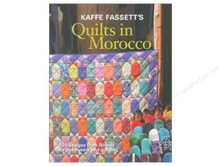 Quilts In Morocco Book