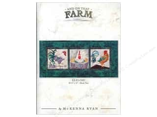 And On That Farm EI-EI-OH! Pattern