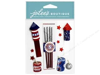 Jolee's Boutique Stickers Fireworks & Sparklers