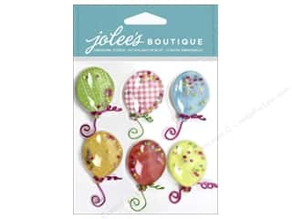 Stickers EK Jolee's Boutique: EK Jolee's Boutique Repeat Balloons