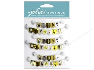 New: Jolee's Boutique Stickers Happy New Year Repeat