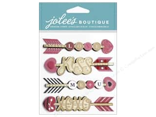 Fathers EK Jolee's Boutique: EK Jolee's Boutique Heart Arrows