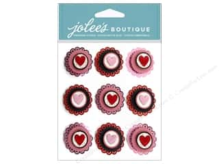 EK Jolee's Boutique Repeat Hearts