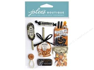 Halloween Spook-tacular EK Jolee's Boutique: EK Jolee's Boutique Vintage Treats
