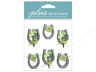 Jolee's Boutique Stickers Good Luck Charms Repeat