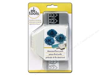 Borders EK Paper Shapers Punches: EK Paper Shapers Punch Dimensional Dahlia