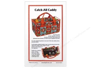 Legacy Patterns Purses, Totes & Organizers Patterns: By Annie Catch All Caddy Pattern