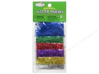 Multicraft Glitter Pouches 12g Bar Glitter