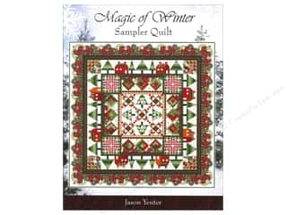 Books & Patterns Clearance Books: In the Beginning Magic of Winter Book