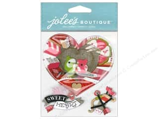 Love & Romance Back To School: Jolee's Boutique Embellishments Love Collage