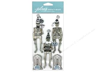 Jolee's Boutique Embellishments Skeletons