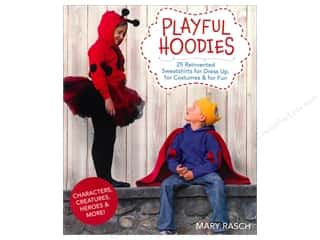 Halloween Books & Patterns: Lark Playful Hoodies Book