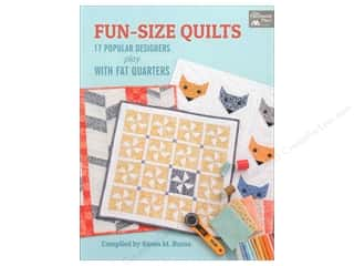 That Patchwork Place Fat Quarter / Jelly Roll / Charm / Cake Books: That Patchwork Place Fun Size Quilts Book
