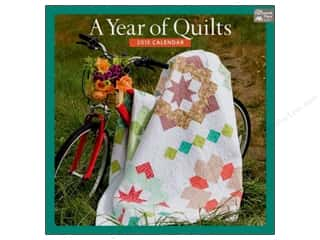 A Year Of Quilts Calendar 2015