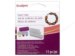Projects & Kits Clay & Modeling: Sculpey Clay Tools Bead Maker