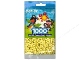 Perler Fused Bead Striped Buttercream 1000pc