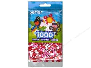 Perler Fused Bead Striped Luv 1000pc