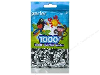 Perler $1 - $3: Perler Bead 1000 pc. Mix Striped Newsprint
