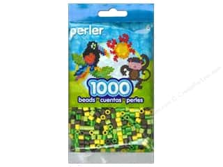 Perler Fused Bead Mix Striped Garden 1000pc