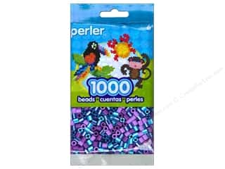 Perler Fused Bead Mix Striped Deep Sea 1000pc
