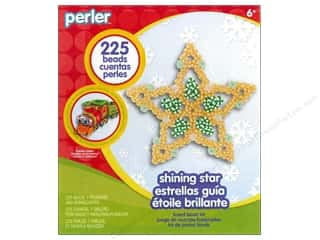 Projects & Kits Winter: Perler Fused Bead Kit Trial Shining Star