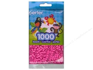 Perler Fused Bead Pink 1000pc