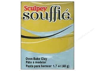 Sculpey Souffle Clay 1.7 oz. Key Lime