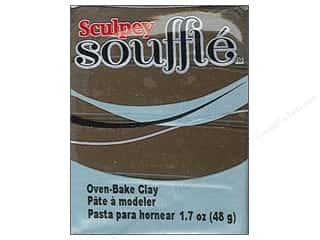 Clay Brown: Sculpey Souffle Clay 1.7 oz. Cowboy