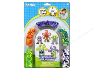 Perler Fused Bead Kit Monster Party