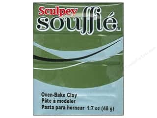 Sculpey Souffle Clay 1.7 oz. Pesto