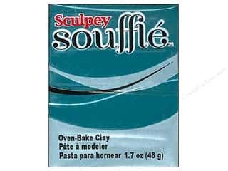 Weekly Specials: Sculpey Souffle Clay 1.7 oz. Sea Glass